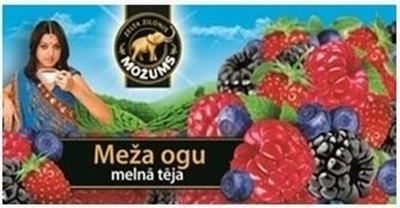 Picture of Tea Mozums forest fruits 20*1,5g
