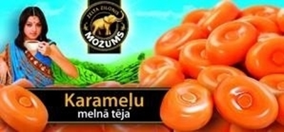 Picture of Tea Mozums caramel flavor 20*1,5g