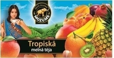Picture of Tea Mozums tropical fruits 20*1,5g