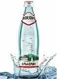 Picture of Mineral water Borjomi, glass  0.5l (in box 12)