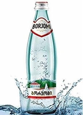 Picture of Mineral water Borjomi, PET, 1l