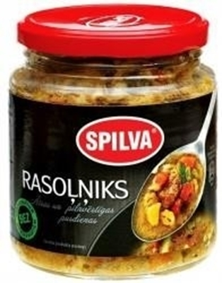 Picture of SPILVA – Soup Rasolniks 0.580g (box*6)