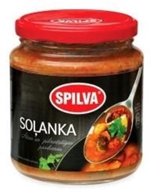 Picture of SPILVA – Soup Solyanka 0.580g