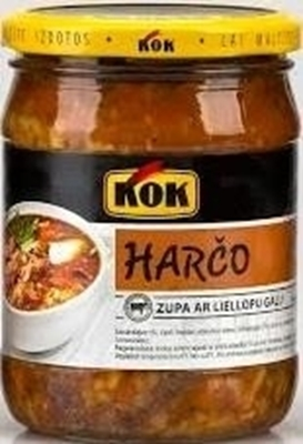 Picture of KOK - Harcho soup with beef 0,500g (in box 6)