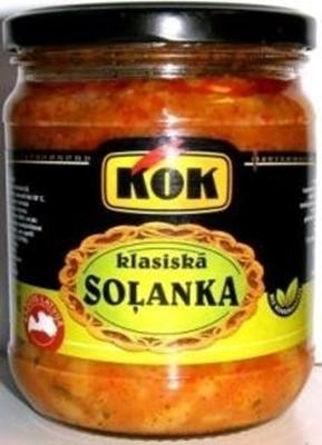 Picture of KOK - Soljanka clasik 0,500 (box*8)