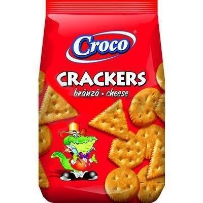Picture of CROCO CREAMS CREAM BRINZA 100g (in box 20)