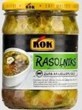 Picture of KOK - Rasolnik soup with beef 0,500g (box*6)