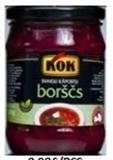 Picture of KOK - Borsch fresh cabbage 0,500 (box*8)