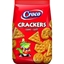 Picture of CROCO CRACKERS SALTED 100g (in box 20)