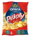Picture of CHILDREN BISCUITS / PIŠKÓTY DETSKÉ 120g OPAVIA (in box 28)