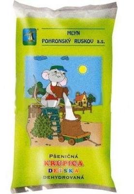 Picture of MANA / KRUPICA DETSKÁ 500g MLYN POHRONSKÝ RUSKOV (in box 20)