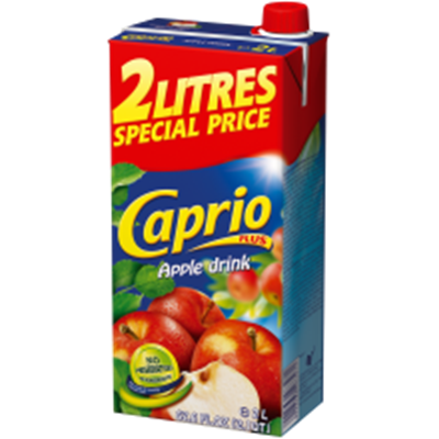 Picture of Caprio Apple Drink 2L (in box 6)