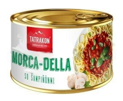 Picture of SPAGETY MORCA DELLA WITH SHAMPINON 400g TATRAKON (in box 8)