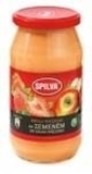 Picture of Apple puree with strawberry and sweet cream 0.5L