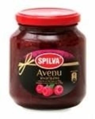 Picture of SPILVA - Raspberry jam 0.380g (box*12)