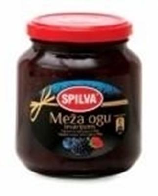 Picture of SPILVA - Wild berry jam 0.380g (box*12)