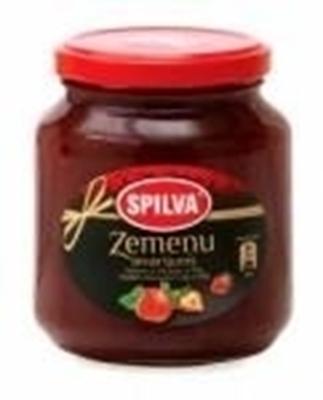 Picture of SPILVA - Strawberry jam 0.380g (box*12)