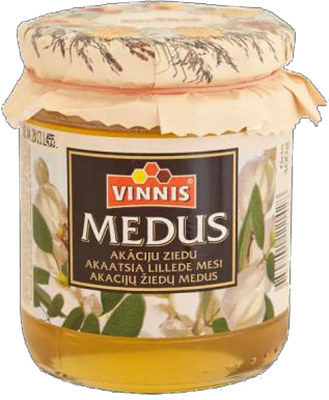 Picture of VINNIS - Acacian blossom honey 300g (in box 8)