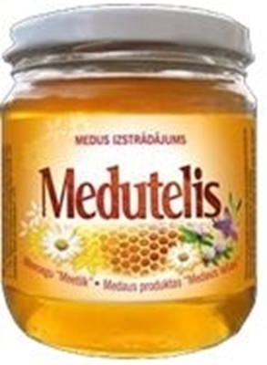 """Picture of VINNIS - Honey mix """"Honey Drop"""" 500g (in box 8)"""