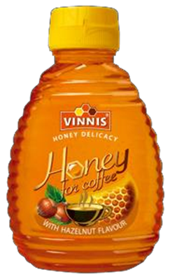 """Picture of VINNIS - Honey delicacy """"Honey for COFFEE"""" (in box 8)"""