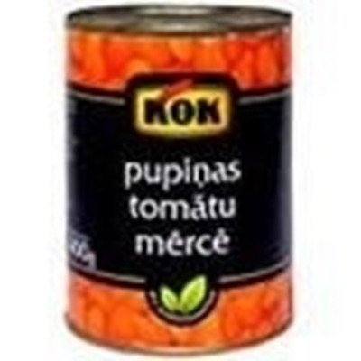 Picture of KOK - Beans in tomato sauce  400g