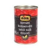 Picture of KOK - Tomatos in own juice 400g peeled