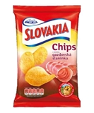 Picture of SLOVAKIA CHIPS BACON 75g (in box 15)