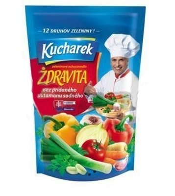 Picture of SEASONING GLUTEN FREE 350g KUCHAREK (in box 20)
