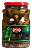 Picture of SPILVA - Pickled cucumbers (6-9cm) 1.7L (box*6)