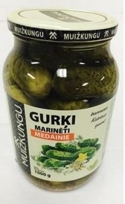 Picture of Muizkungu Cucumber marinaded MEDAINIE 1kg (box*6)