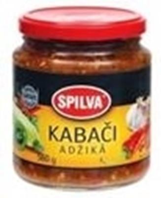 Picture of SPILVA - Squash in adjika 0.580ml (in box 6)