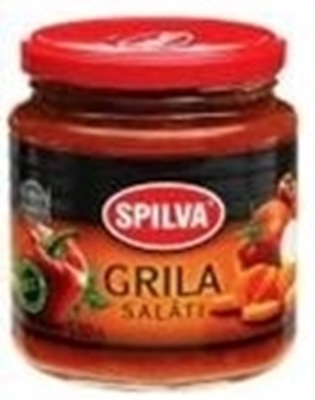 Picture of SPILVA - Grill salad 0.580ml (in box 6)