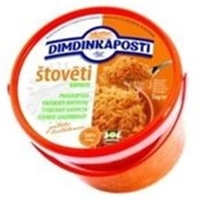 Picture of DIMDINI - Stewed sauerkraut, 1kg (in box 12)