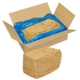 Picture of LATSWEETS - Halva ''South'' with nuts / Juzhnaya , (in box 4kg)