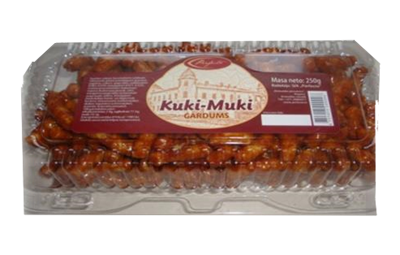 "Picture of Delicacy corn and caramelized condensed milk ""Kuki Muki"" 100g"
