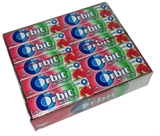 Picture of ORBIT WATERMELON 14g (in box 30)