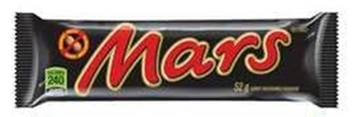 Picture of CHOCOLATE MARS 51g (in box 40)