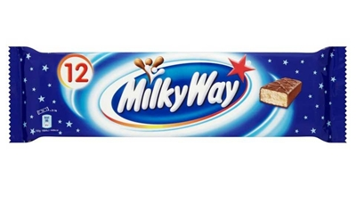 Picture of CHOCOLATE BAR MILKY WAY 21,5g (in box 30)