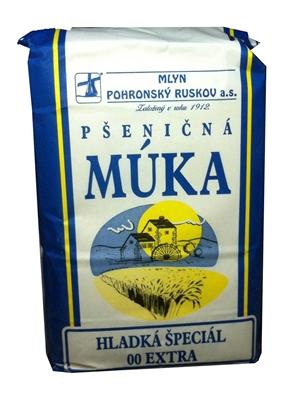 Picture of FLOUR MÚKA HLADKÁ ŠPECIÁL 00 EXTRA 1kg (in box 10)