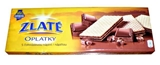 Picture of Gold WAFERS / 146g ZLATÉ NUGÁT DARK CHOCOLATE (in box 14)