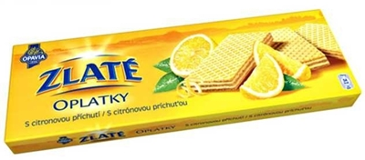 Picture of Copy of Gold WAFERS / 146g ZLATÉ NUGÁT CITRON (in box 14)