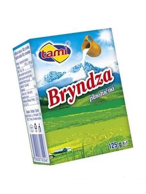 Picture of BRANZA CHEESE 125g TAMI/ BRYNDZA PLNOTUČNÁ 125g TAMI