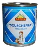 Picture of ZELTA SAULE-Condenced milk with sugar 397g (in box: 12)