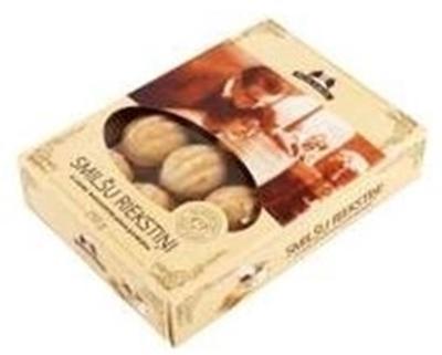 "Picture of Cookies ""Riekstini"" 250g (box*12)"