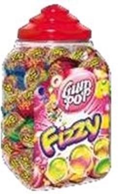 Picture of FUTURUS FOOD - Gum pop lollipop lolli maxi jar 18g (box*100)