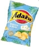 Picture of ADAZU - Crisps Sourcream and Spring Onion 160g (box* 18)