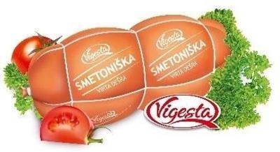 "Picture of VIGESTA - Boiled sausage ""Žemaitiška "" ~0,8"
