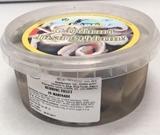 Picture of KIMSS UN KO - Silku titeni marinade bez adas/Marinated herring rolls skinless, 500g