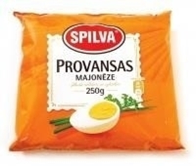 Picture of SPILVA - Provencal Mayonnaise 250g ( in box 20)