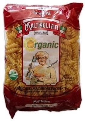 Picture of MALTAGLIATI - Pasta Nr. 366 fusilli 500g